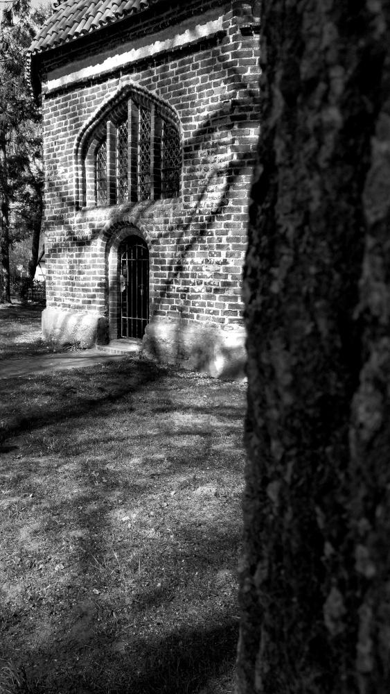 Kapelle zum Hl. Kreuz in Bessin