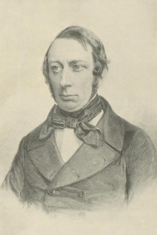 Carl Reinhold v. Krassow (1812 - 1892): Botaniker, Abgeordneter im Preußischen Herrenhaus. Später auch Stralsunder Bürgermeister, der sich insbesondere um den Ausbau der Schulen verdient gemacht hat. (Bildquelle: Wikipedia)