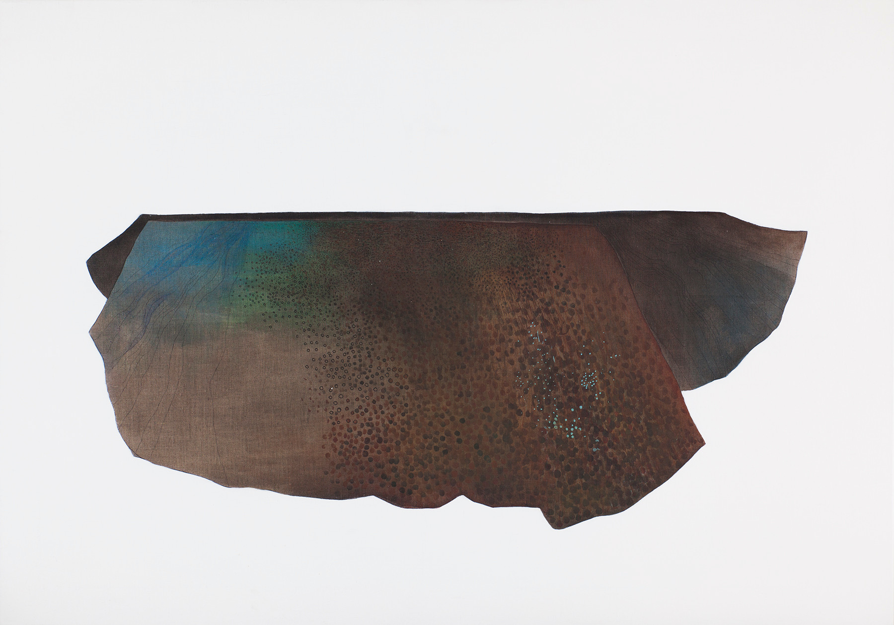 knollenveld nr. unknown, 95 x 135 cm