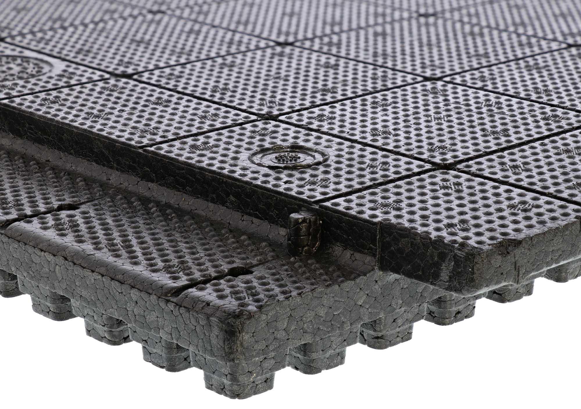 Brock-Fallschutz für Teppichvlies-Systeme von Edusport