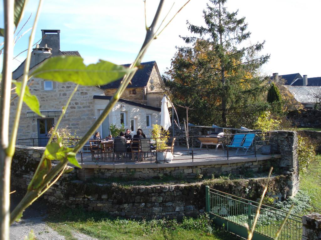 Gite La Garde Gagnac en Aveyron - Dans un cadre 100 % nature