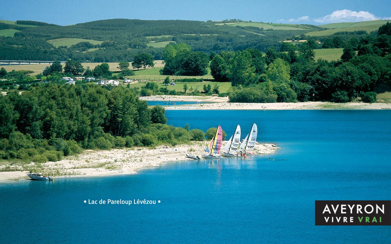 Les lacs du Lévézou - Gite La Garde - Gagnac 12310