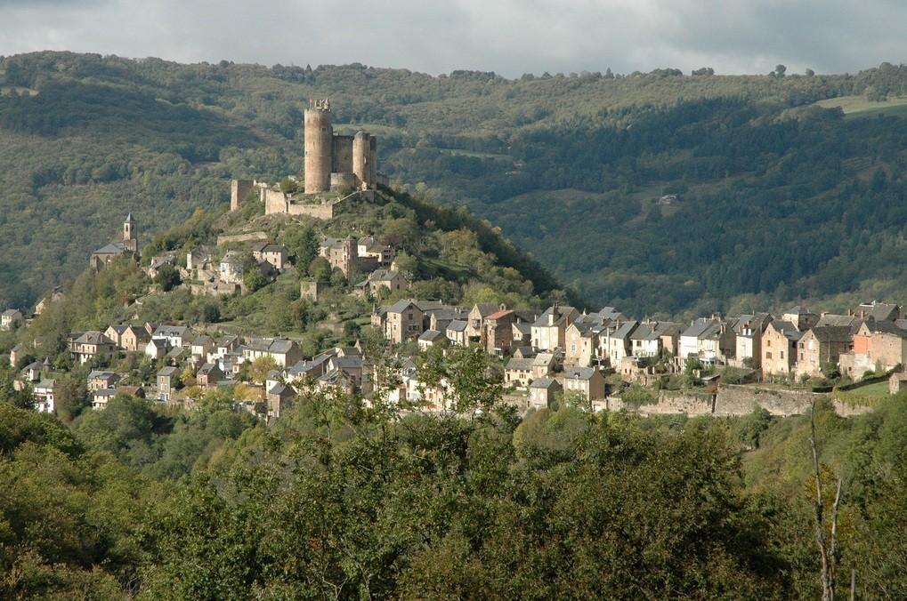 Najac en Aveyron - Gite La Garde - Gagnac 12310