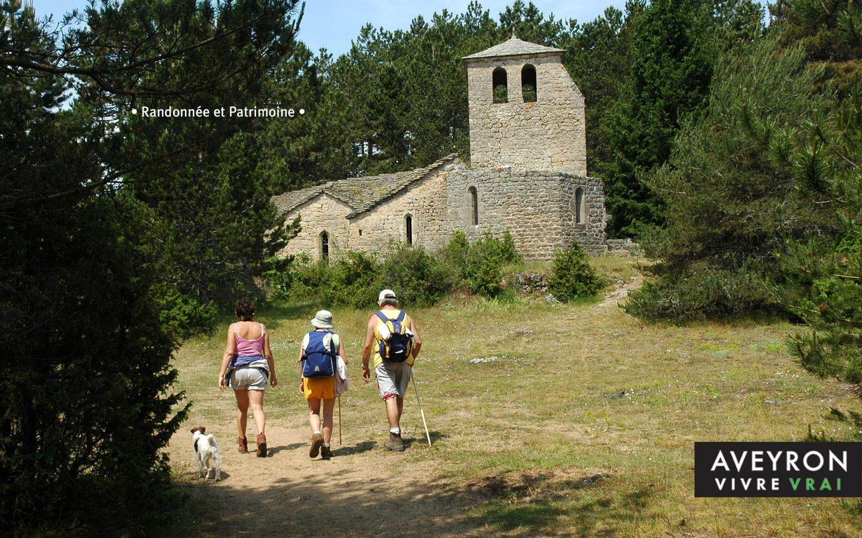 Randonnée en Aveyron - Gite La Garde - Gagnac 12310