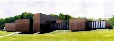 Musée dédié au peintre contemporain Soulages