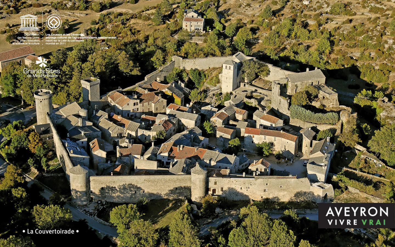 La Couvertoirade en Aveyron - Gite La Garde - Gagnac 12310