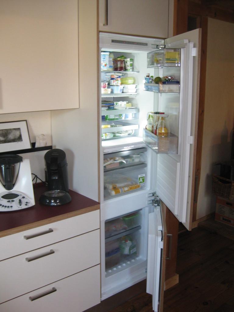 Premium Kühlgerät fachmännisch eingebaut