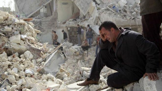 Aleppo ...