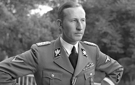 Reinhard Heydrich, Organisator des Völkermords  Foto: CPA Media/dpa