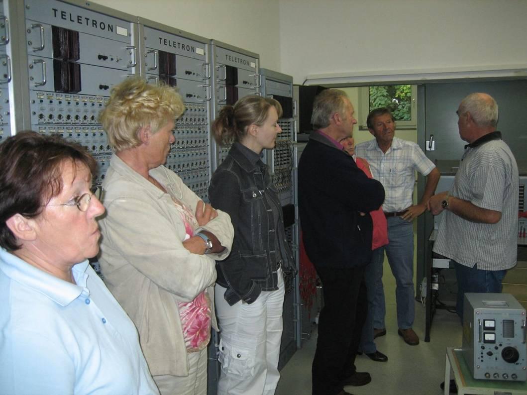 Museum für elektronische Aufklärung, Hohenbogenkaserne, 30.08.2007