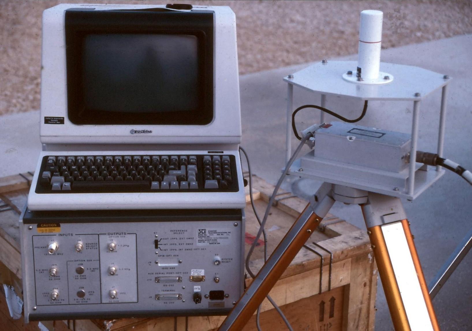 GPS Zeitempfänger Modell Stanford