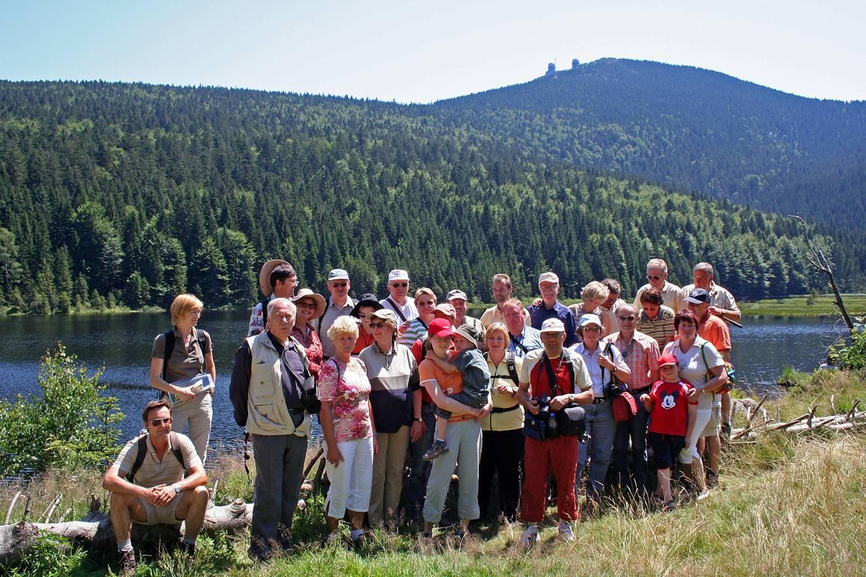 Kleiner Arbersee, 15.07.2007