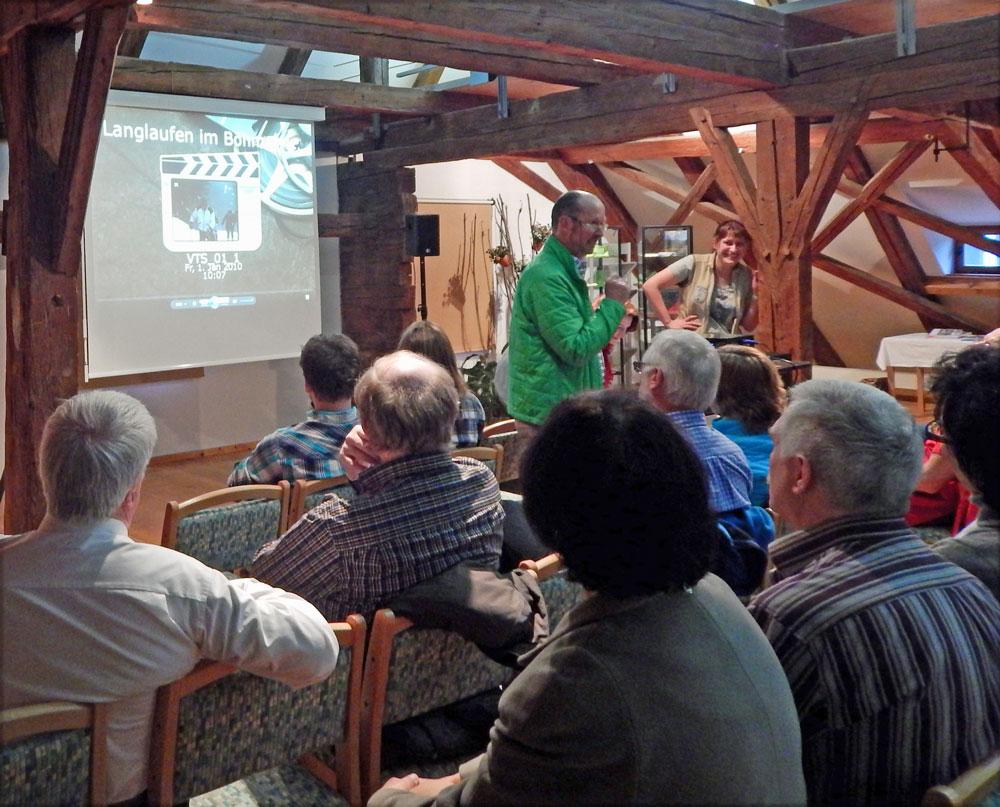 Bayerwaldfilmnacht in Bodenmais, März 2015