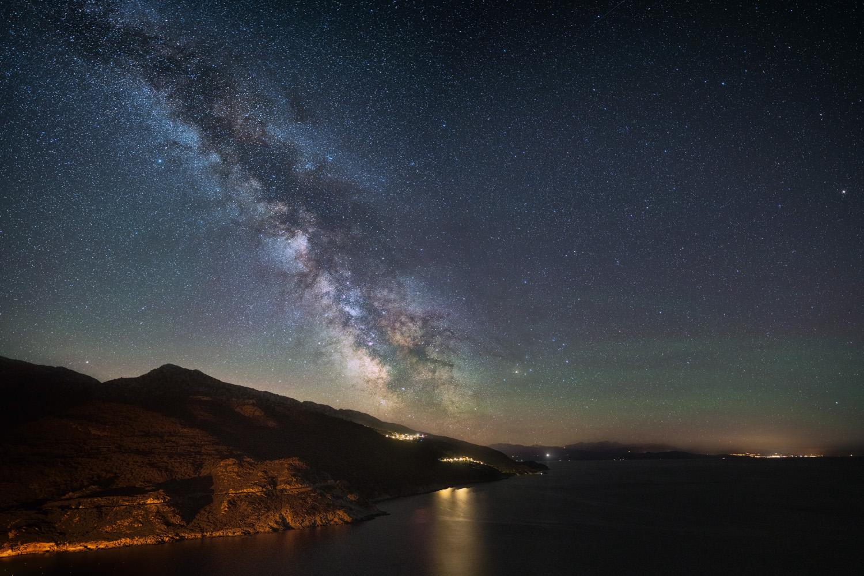 Astrofotografie mit Star Tracker