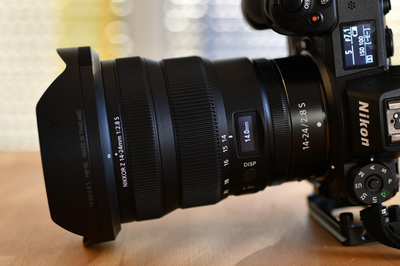 Nikon Z 14-24mm 2.8 S - first impressions