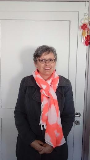 Rachelle LE MAGUERESSE, responsable de la Pastorale des Jeunes en Âge scolaire