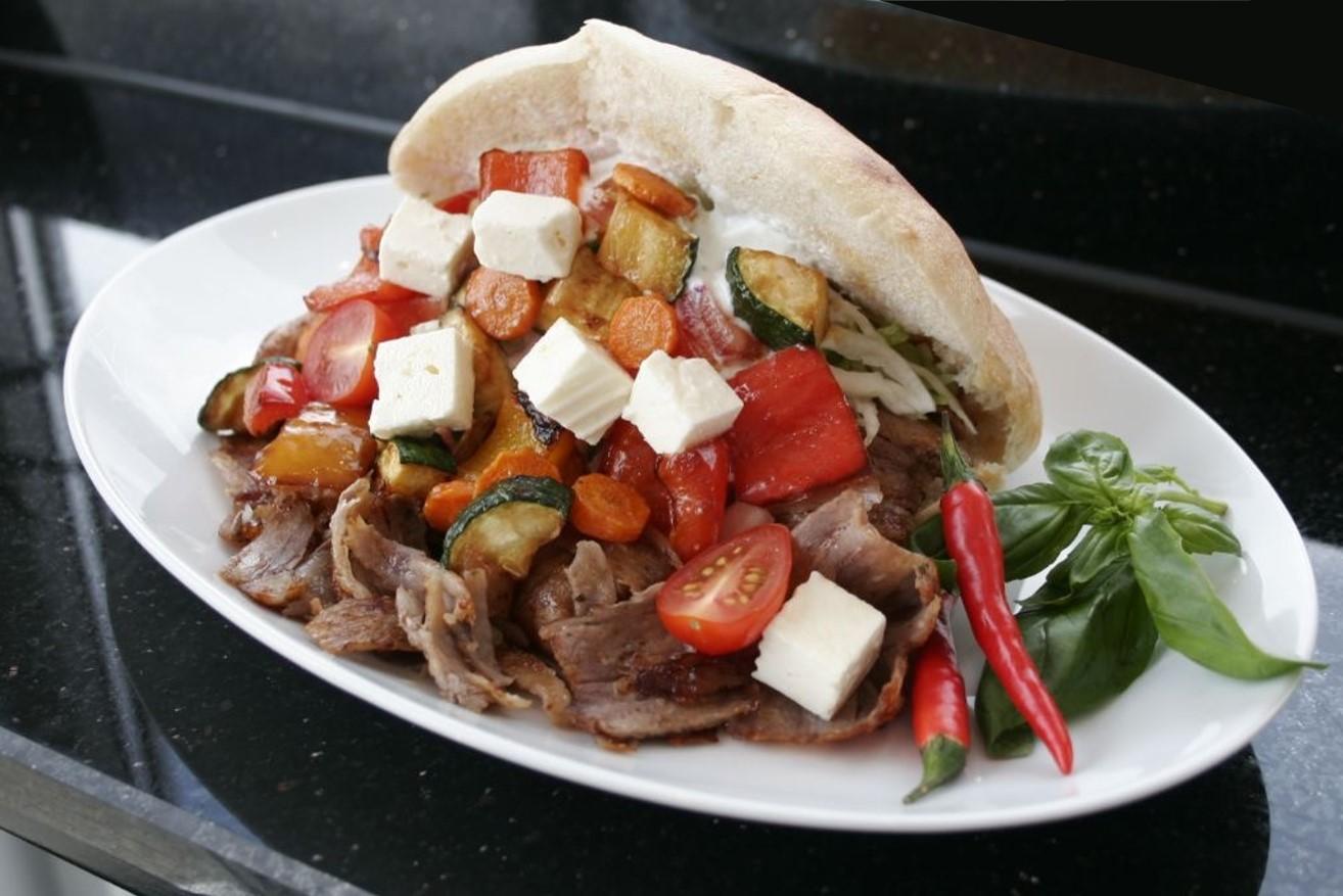 Dönerspezialitäten von Mardin Kebab