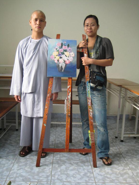 Thầy Nguyện & Phụng Châu