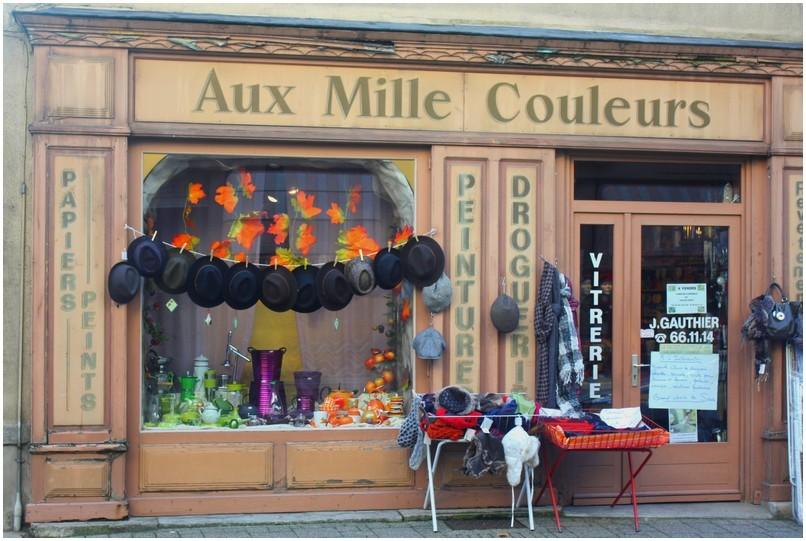 Episode automnal entre Choucroute & Tofailles ... 6