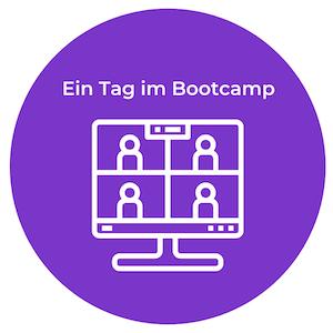Insight: So sieht ein Tag im Bootcamp aus