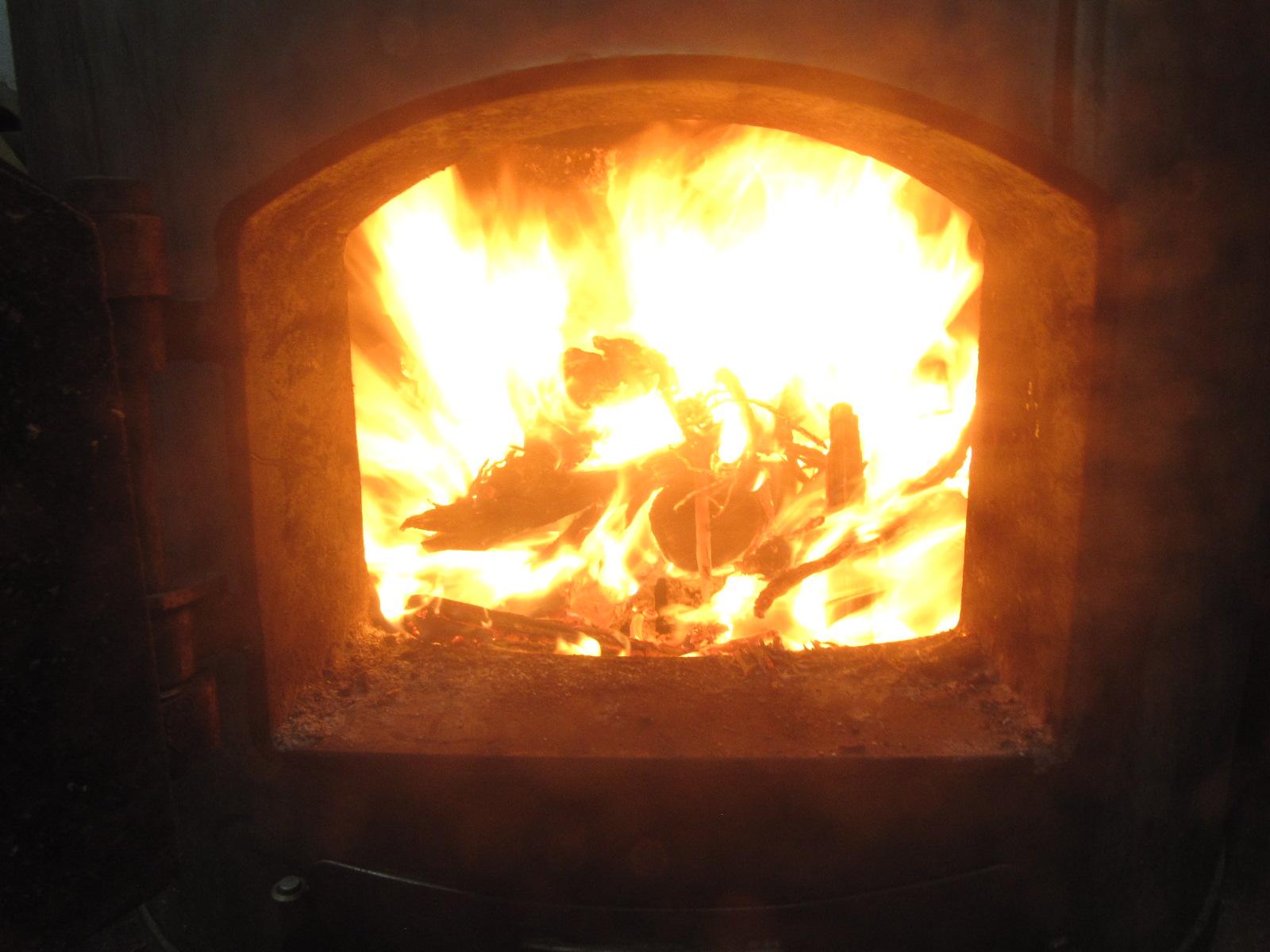 Die Maische wird langsam erhitzt.