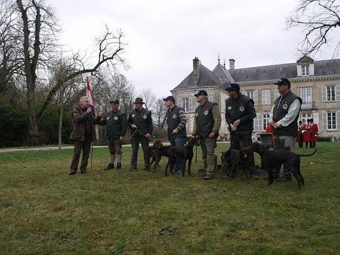 Nederlands team.