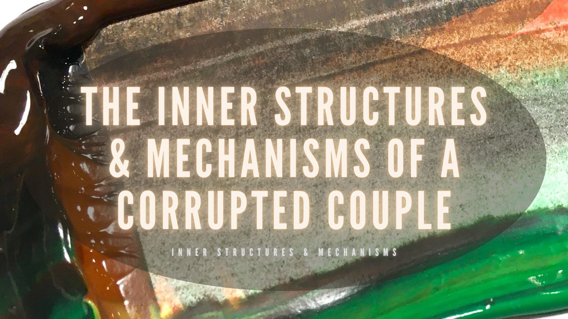THE STRUCTURES AND MECHANISMS OF A  CORRUPTED COUPLE | Corruption