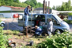 Gemeinsames Forschungsvorhaben mit Fa. optimare (Wilhelmshaven)