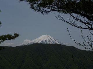 10:48 富士山がきれいでした