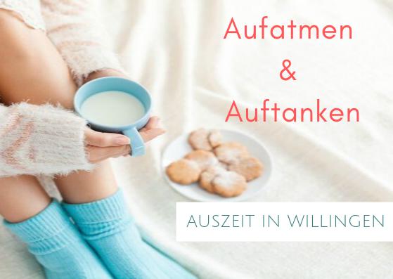 Verena Bunte Willingen Retreat Womanifest Relax Enstspannung Auszeit