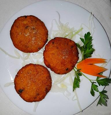 Punjabi Tikki