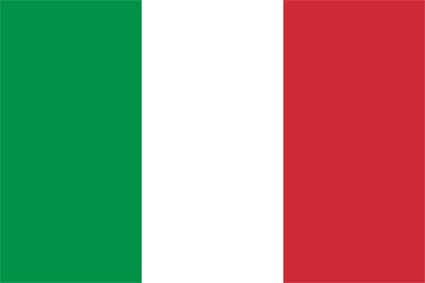 Scegli lingua Italiana