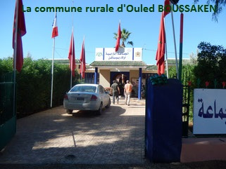 Commune rurale d'Ouled BOUSSAKEN