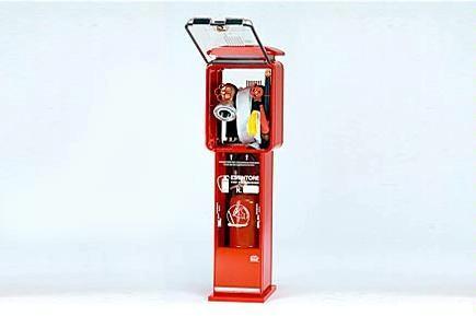 Torretas de suministro anti incendios y de emergencia
