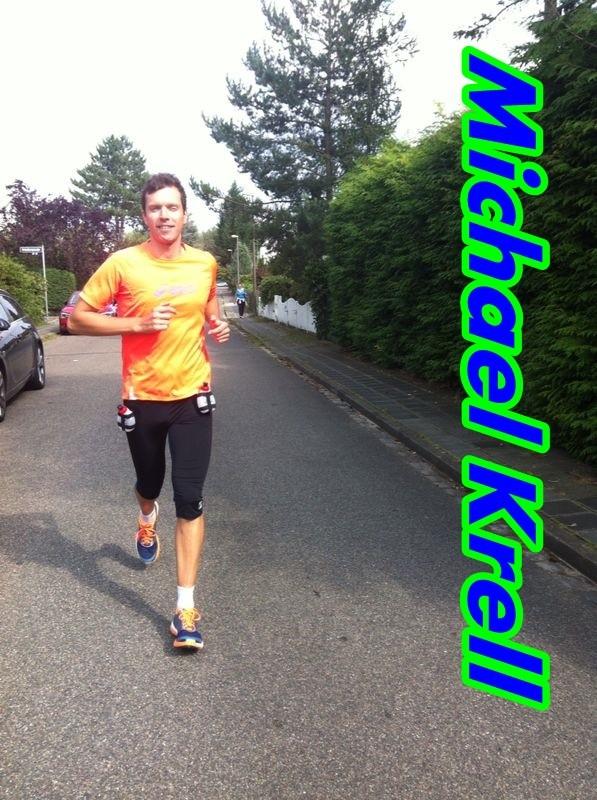 Triathlon Trainer und Asics Frontrunner