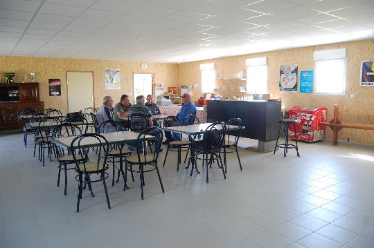 Le Club House avec Bar