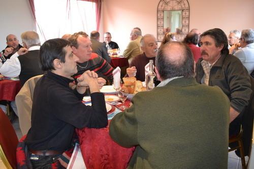 Les Présidents de Club Tonnay Charente et RMO