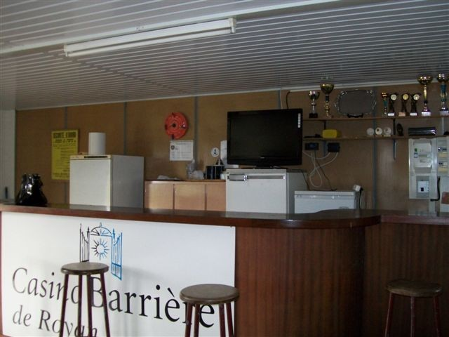 Le Bar du Club House
