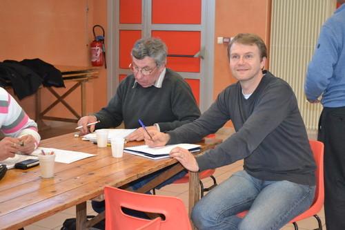 Joel et Phillipe BTC Aunis