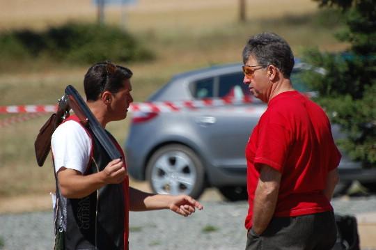 Fredéric et Gérard Court ( Championnat de ligue 2011 )