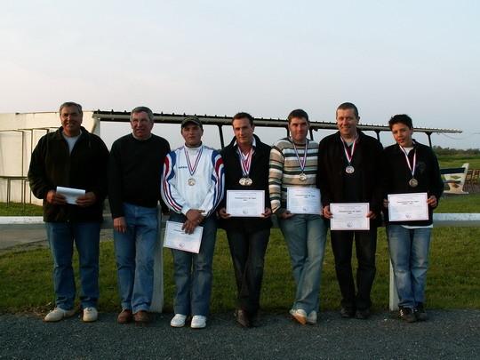 L'Equipe D'Aunis au Championnat Départemental 2007 à Fouras