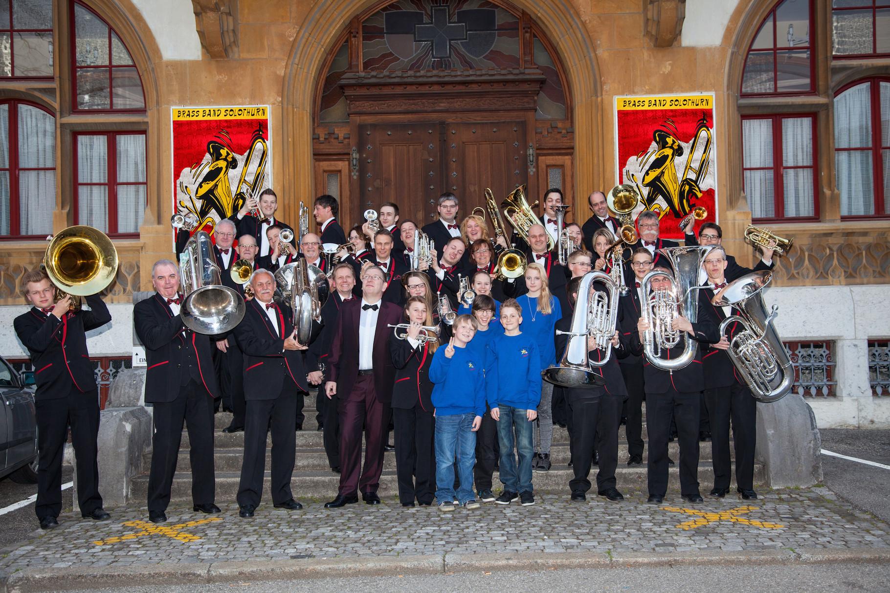 Jahreskonzert 2014, Konzertsaal Solothurn