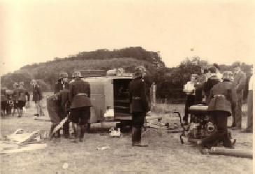 Amtsfeuerwehrtag 1949