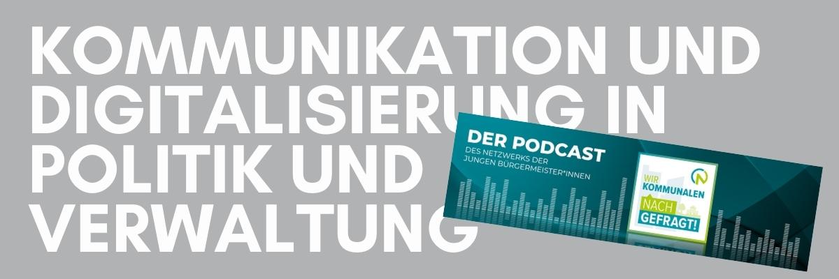 Podcast - Netzwerk junger Bürgermeister*innen