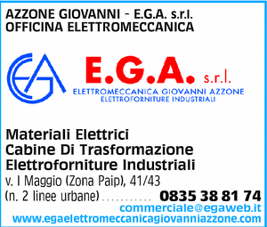 E.G.A Elettromeccanica Giovanni Azzone