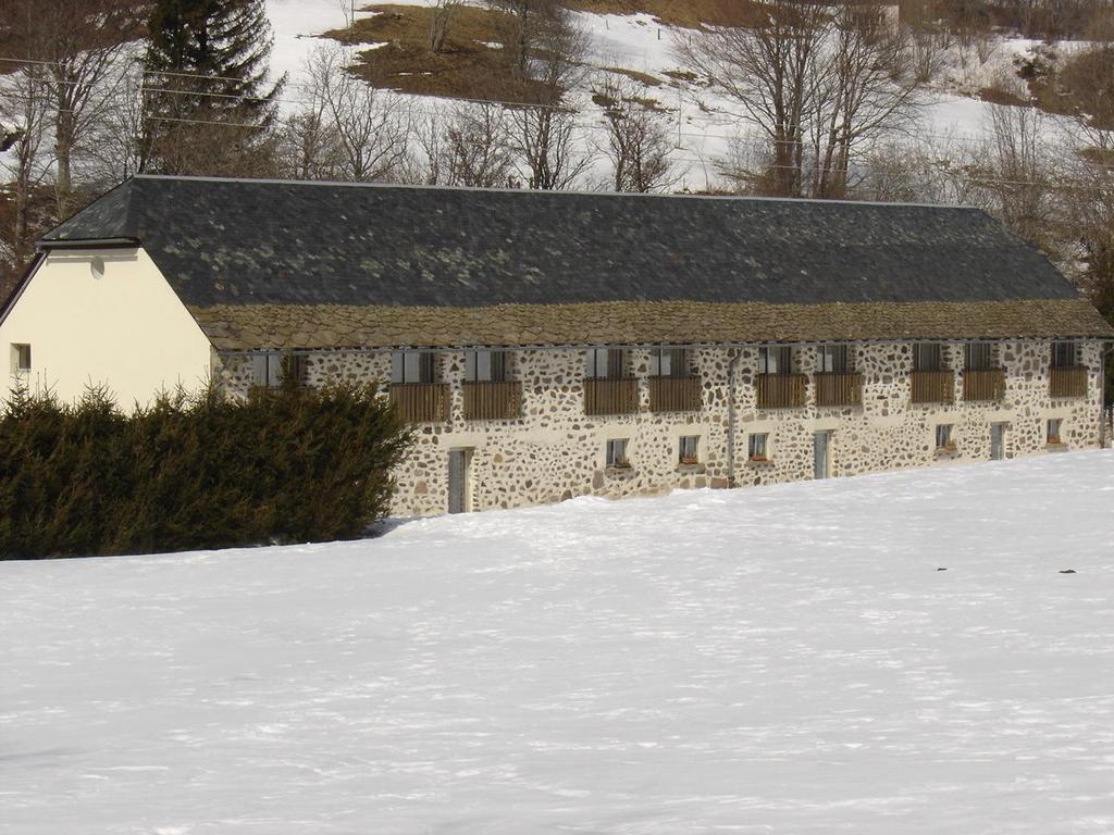 La Grange l'hiver