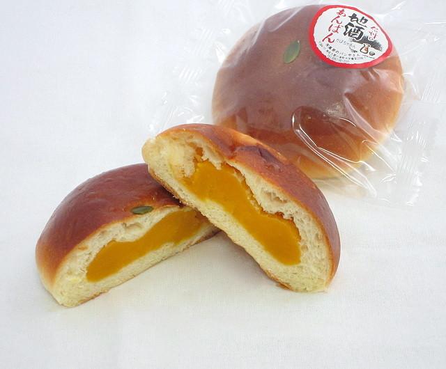 信州地酒あんパン(かぼちゃあん)