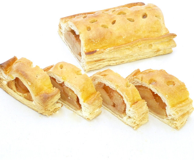 高原のりんごパイ