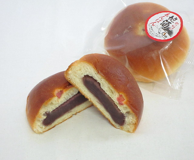 信州地酒あんパン(こしあん)
