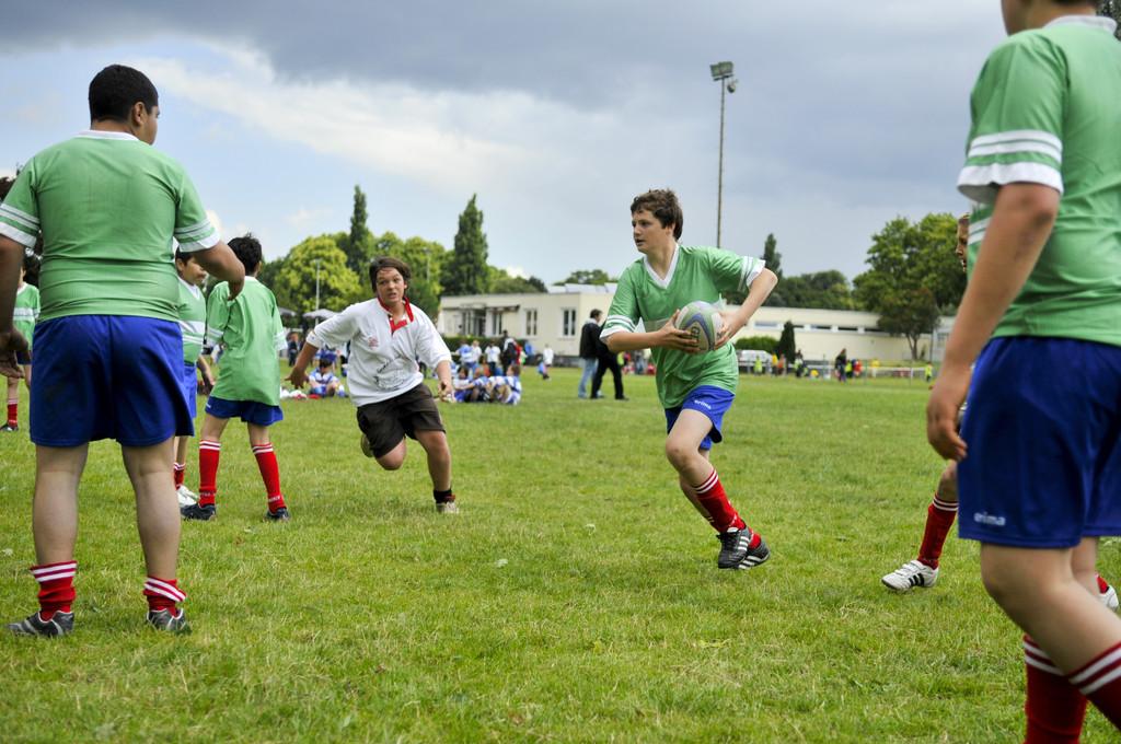 Das zweite Turnier 2009 - Schulmeisterschaft in Hannover
